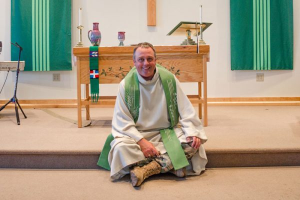 Pastor Chris Duckworth