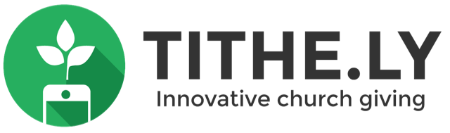 Tithe.ly online giving