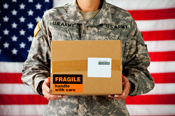 Military Care Packges