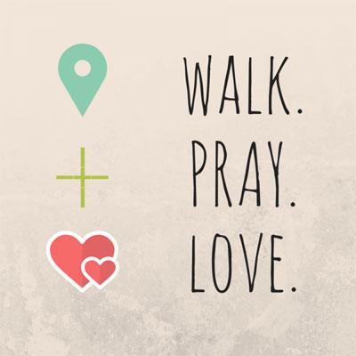Neighborhood Prayer Walk