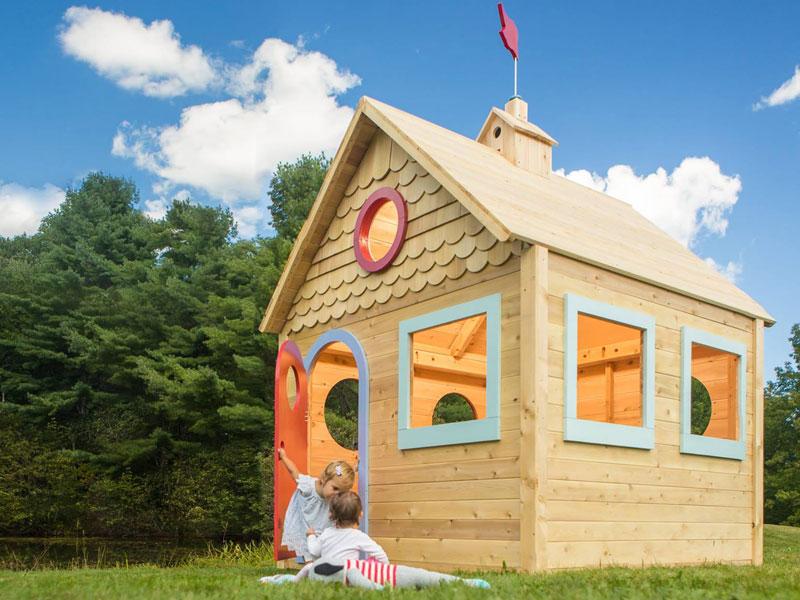 Preschool Playground Build Day