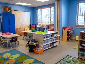 New Joy Preschool Classroom