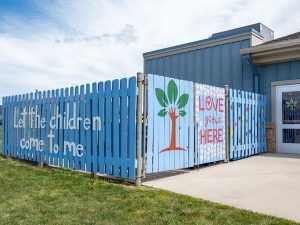 New Joy Preschool Playground