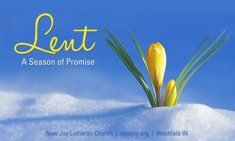 Lent: A Season of Hope