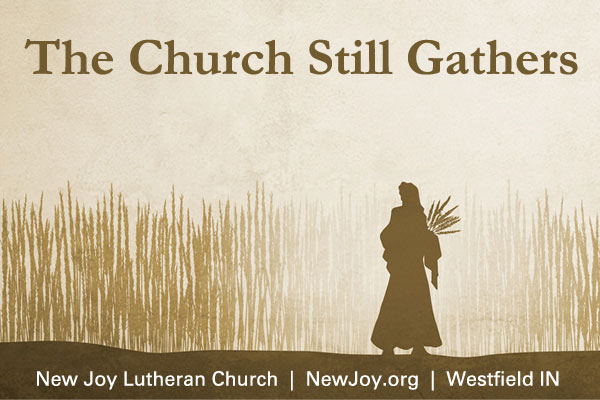 The Church Still Gathers